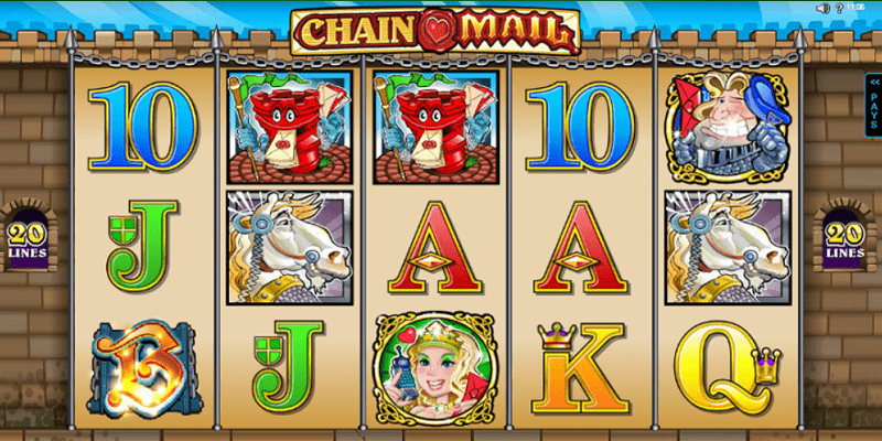 Chain Mail Slot Review – RTP, Features & Bonuses