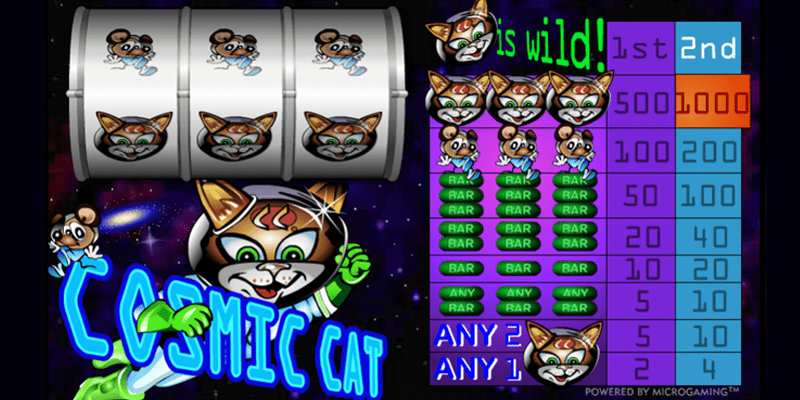 Cosmic Cat Slot Review – RTP, Features & Bonuses