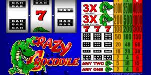 Crazy Crocodile Slot Review – RTP, Features & Bonuses