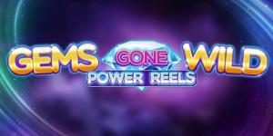 Gems Gone Wild Power Reels Slot Review  – RTP, Features & Bonuses