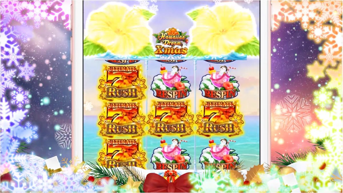 Hawaiian Dream Christmas Slot Review