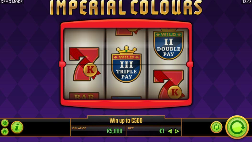 Imperial Colours Slot