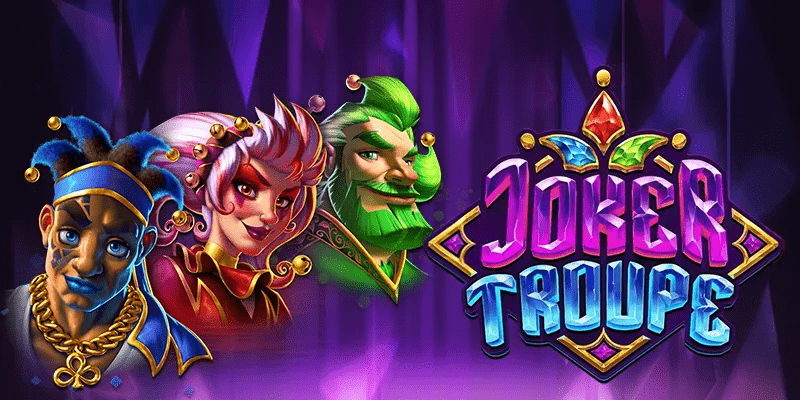 Joker Troupe Slot Review – RTP, Features & Bonuses
