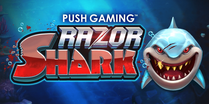 Razor Shark Slot Logo
