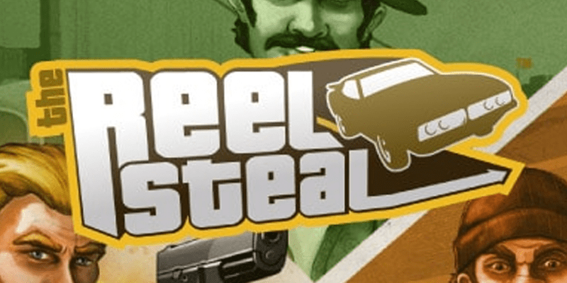 Reel Steal Slot Review – RTP, Features & Bonuses
