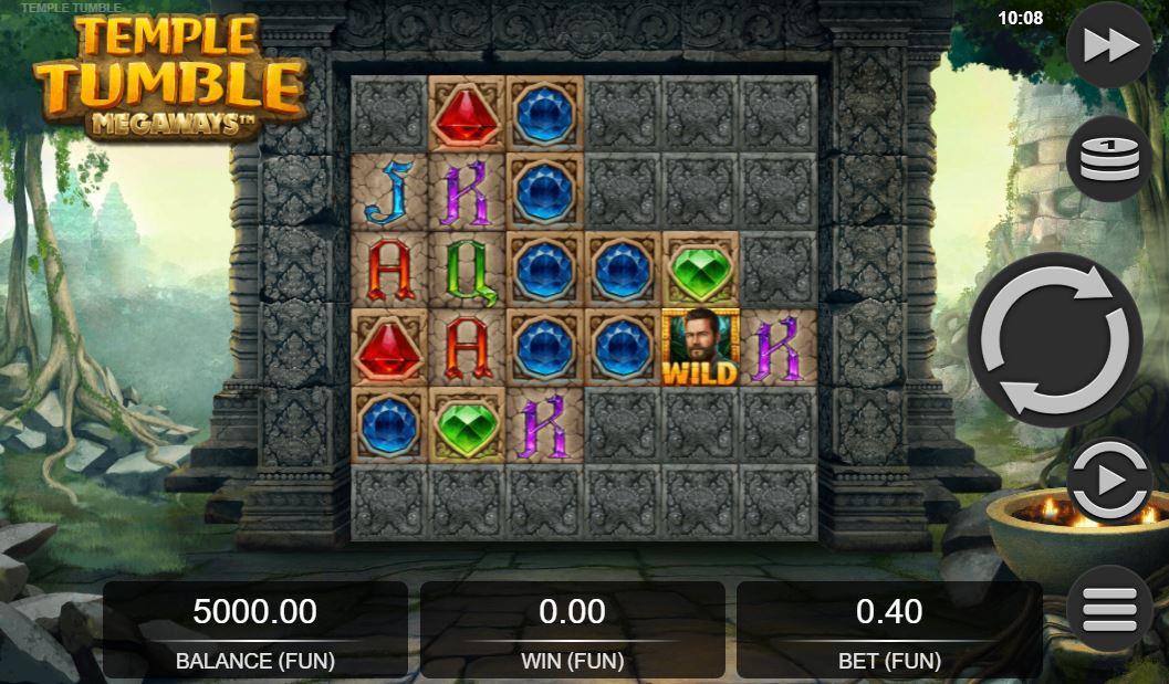 Temple Tumble Gameplay