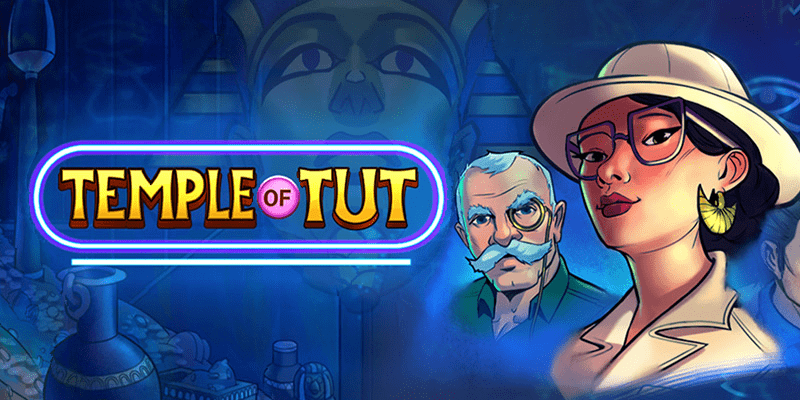Temple of Tut Slot Review – RTP, Features & Bonuses