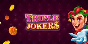 Triple Jokers Slot Review – RTP, Features & Bonuses