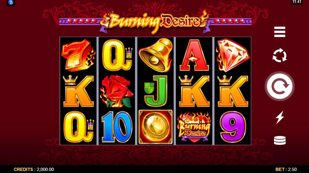 burning desire gameplay