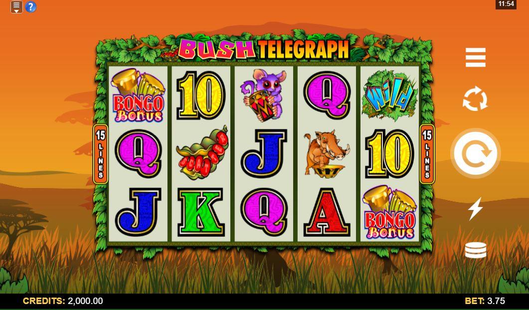 bush telegraph gameplay