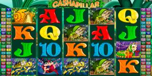 Cashapillar Slot Review – RTP, Features & Bonuses