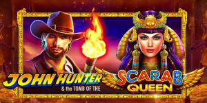John Hunter Tomb of the Scarab Queen Slot Review