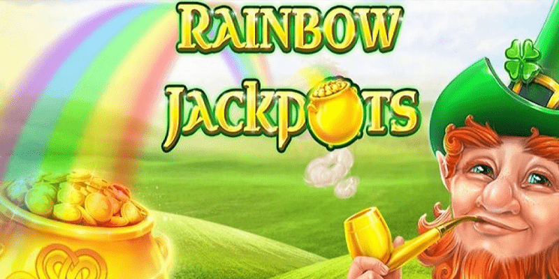 Rainbow Jackpots Slot Review – RTP, Features & Bonuses