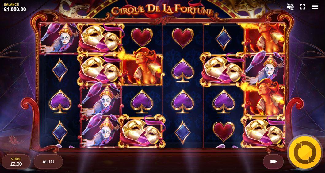 Cirque De La Fortune Gameplay