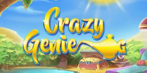 Crazy Genie Slot Review – RTP, Features & Bonuses