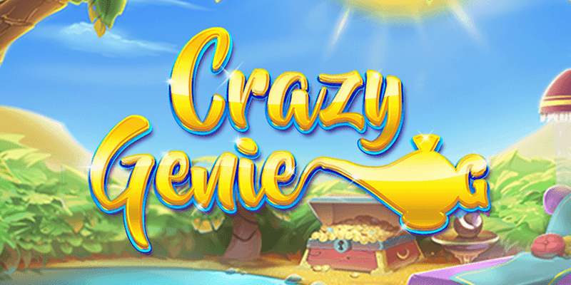 Crazy Genie Slot Review – RTP, Features & Bonuses