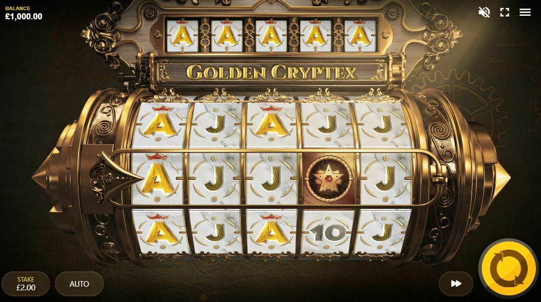Golden Cryptex Gameplay