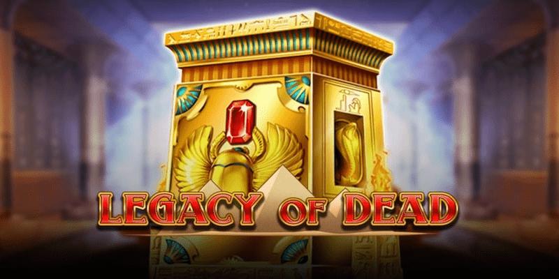 Legacy of Dead Slot Review – RTP, Features & Bonuses
