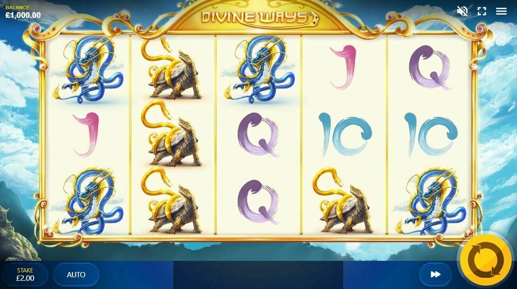 Divine Ways Slot