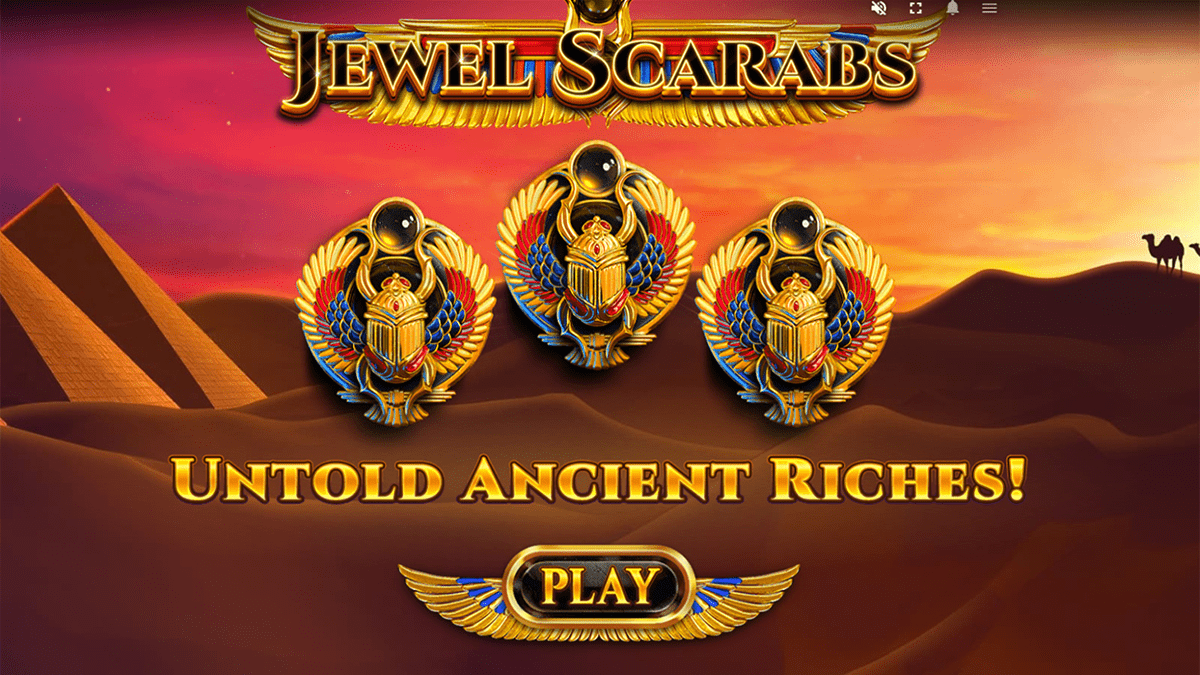 Jewel Scarabs Slot Review – RTP, Features & Bonuses