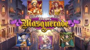 Masquerade Slot Review – RTP, Features & Bonuses