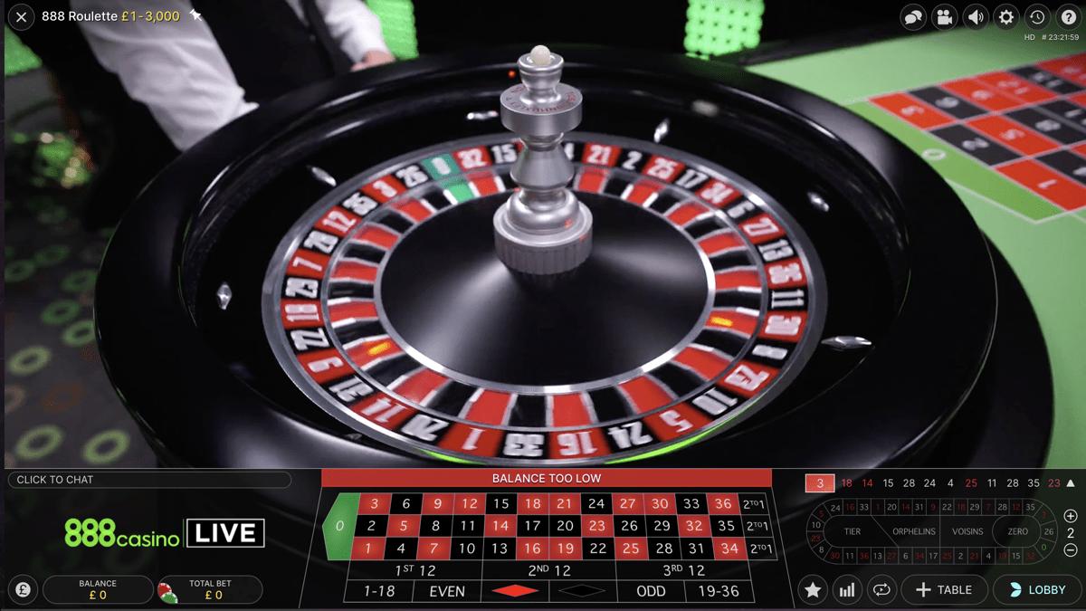 Live Casino Sites