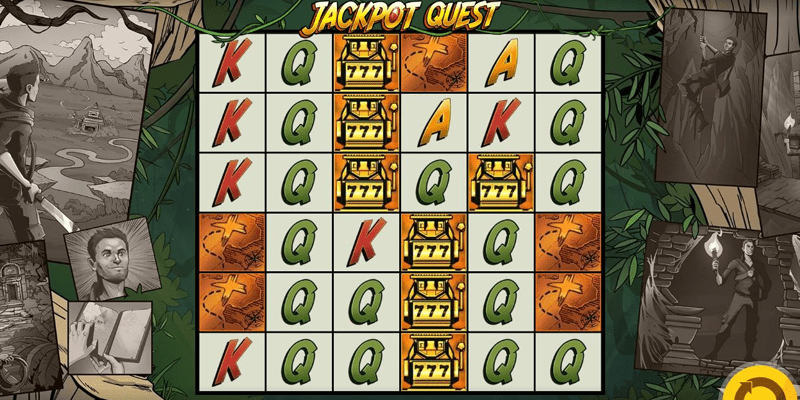 Jackpot Quest Slot Review – RTP, Features & Bonuses