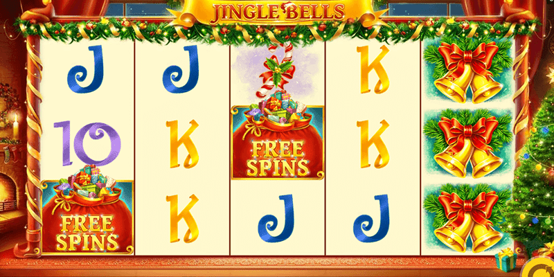 Jingle Bells Slot Review - RTP, Features & Bonuses